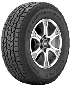 Anvelopa All Season Cooper Discoverer At3 4s 265/60R18T 110