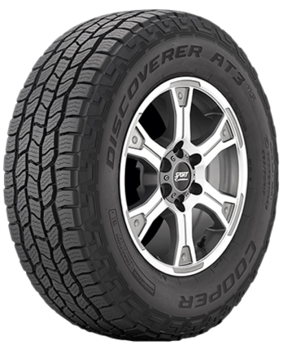 Anvelopa All Season Cooper Discoverer At3 4s 265/65R18T 114