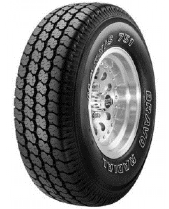 Anvelopa All Season Maxxis Ma-751 265/75R16S 112/109