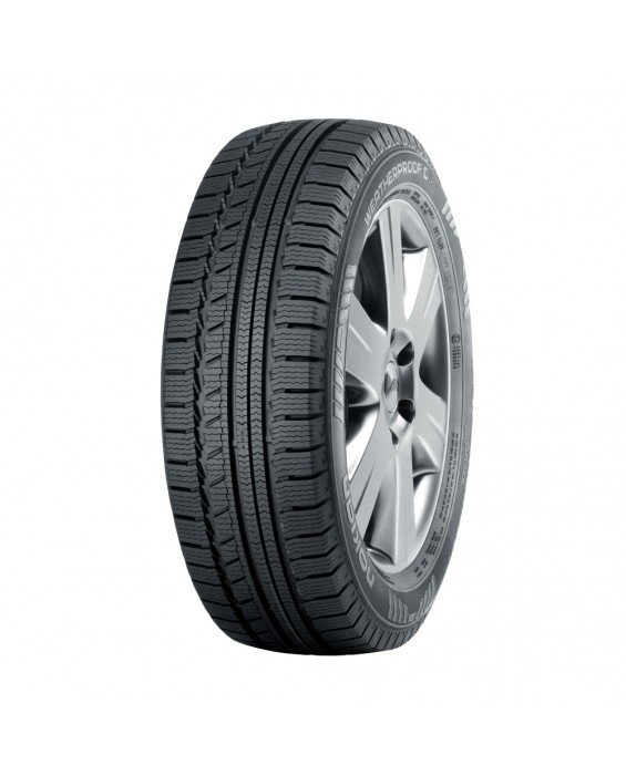 Anvelopa All Seasons Nokian Weatherproof C 195/75R16CR 107/105