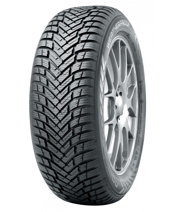 Anvelopa All Seasons Nokian Weatherproof Run Flat 205/55R16V 91