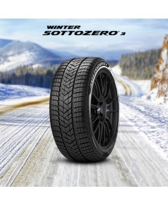 Anvelopa Iarna Pirelli Winter Sotto Zero 3 Run Flat Mo 245/45R19V 102