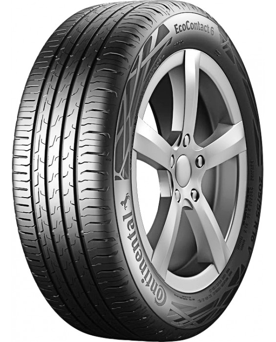 Anvelopa Vara Continental Eco Contact 5 215/55R17V 94