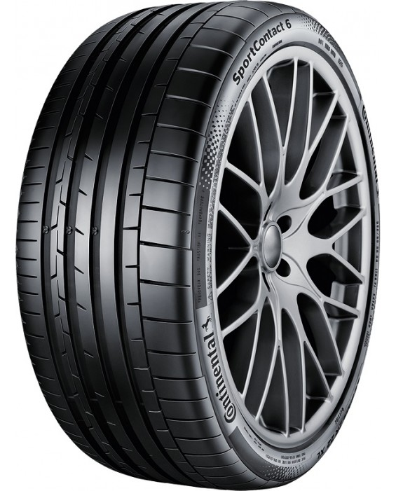 Anvelopa Vara Continental Sport Contact 3 Ssr 245/45R19W 98