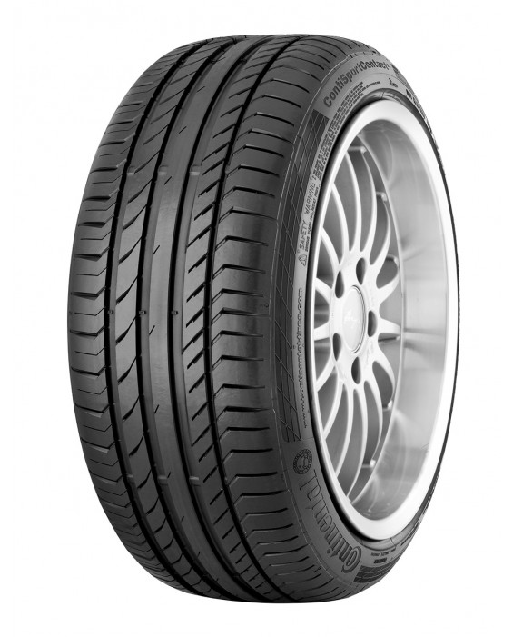 Anvelopa Vara Continental Sport Contact 5 Run Flat 255/35R18Y 90