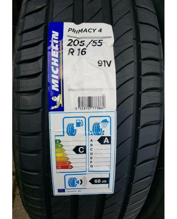 Anvelopa vara Michelin 205/55R16 91V PRIMACY 4